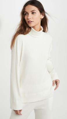 Leset Alison Oversized Turtleneck