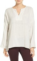 Velvet by Graham & Spencer Women's Cotton Popover