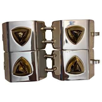 Eddie Borgo Silver Silver Plated Bracelets