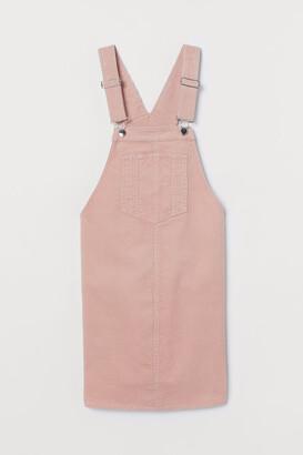 H&M MAMA Dungaree dress