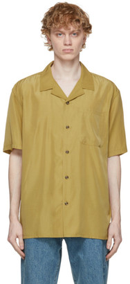 Han Kjobenhavn Yellow Summer Shirt
