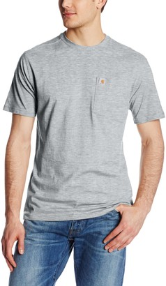 Carhartt Men's Big & Tall Maddock Pocket Short Sleeve T-Shirt