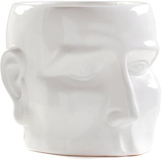 Torre & Tagus Face Large 9.5In Vase