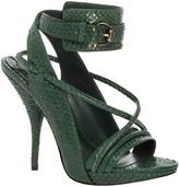 Max Studio Espouse - Snakeskin Sandals