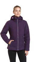 Champion Women's Puffer Hooded Jacket