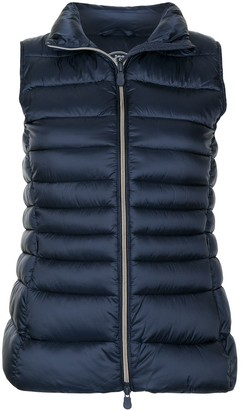 Save The Duck Padded Zip-Up Gilet