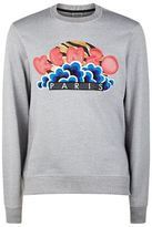 Kenzo Cloud Logo Sweater