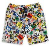 Kenzo Toddler's & Boy's Bieber Printed Shorts