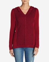 Eddie Bauer Women's Shasta Hoodie Sweater
