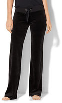 New York & Co. Lounge - Velour Pant - Tall