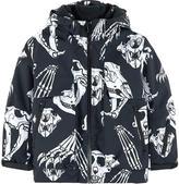 Molo Ski coat with a fleece lining Alpine