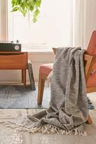 Urban Outfitters Marley Two-Toned Throw Blanket