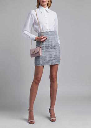 Dolce & Gabbana Checked Tartan Skirt