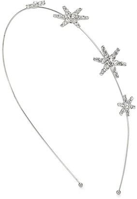 Jennifer Behr Hila crystal-embellished headband