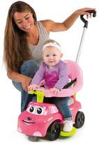Smoby 4-in-1 Auto Bascule Ride On Car - Pink