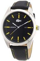 Lacoste Men's Quartz Watch MONTREAL 2010596 with Textile Strap