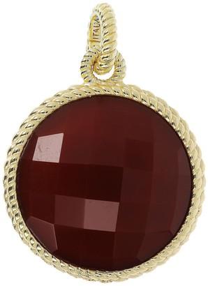 Judith Ripka Verona 14K Gold Clad Gemstone Enhancer