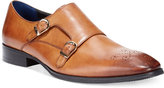 Bar III Men's Carrick Monk Strap with Medallion, Only at Macy's