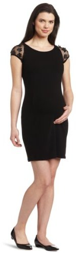 Jules & Jim Women's Maternity Marguerite Short Dress