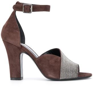 Fabiana Filippi Monili-Embellished Sandals