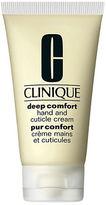 Clinique Deep Comfort Hand & Cuticle Cream/2.5 oz.