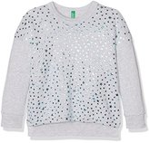 Benetton Girl's Sweater L/S Jumper