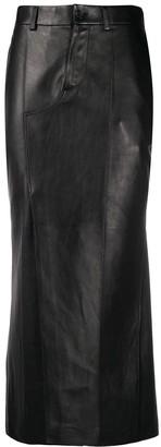 Marni Straight Midi Skirt