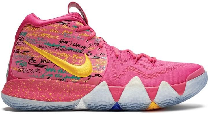 diseñador por favor confirmar En cualquier momento  Nike Kyrie NBA 2K18 Road to 99