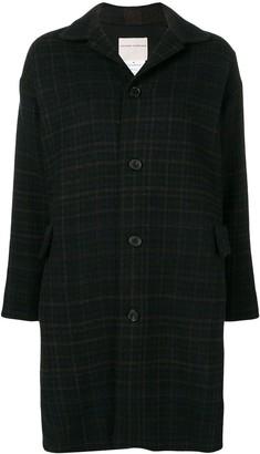 Stephan Schneider Checked Coat