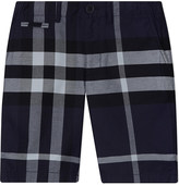 Burberry Tristen cotton shorts 4-14 years
