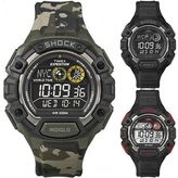 Timex Men's Durable Outdoor Watch | Expedition Shock Global Time Zones | T49971