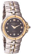 Raymond Weil Diamond Parsifal Watch