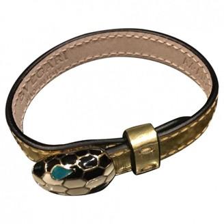 Bvlgari Gold Metal Bracelets