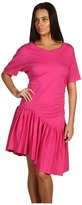 Vivienne Westwood RuffleTwist Dress (Pink) - Apparel