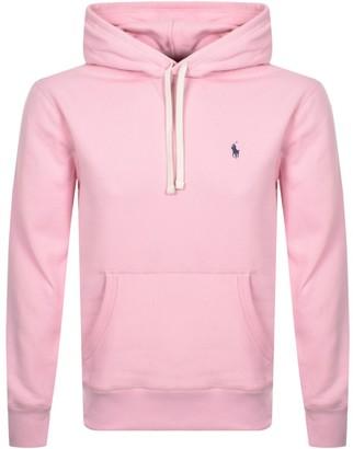 Ralph Lauren Pullover Hoodie Pink