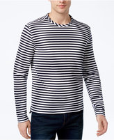Ben Sherman Men's Slim-Fit Striped Sweater