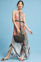 Tracy Reese City Garden Silk Maxi Dress