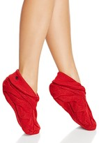 Ralph Lauren Cable Bootie Socks
