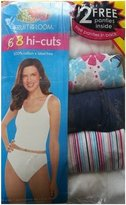 Fruit of the Loom 100% Cotton Hi-cuts 8 pack