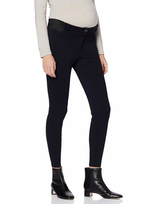 Dorothy Perkins Maternity Women's Underbump one Button Treggings. Trousers