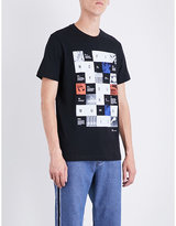Diesel T-Joe-Rx cotton-jersey T-shirt