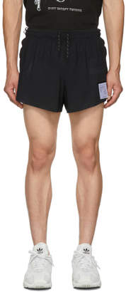 Satisfy Black Short Distance 2.5 Inches Shorts