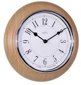 Acctim 24581 Newton Wall Clock, Light Wood