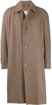 1990's Tweed Overcoat