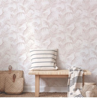 Superfresco Easy Litho Pink Wallpaper