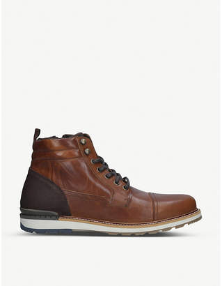 Aldo Legirelian leather ankle boots