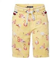 Tommy Hilfiger Th Kids Flamingo Drawstring Short