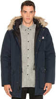 Penfield Lexington Faux Fur Trim Hooded Mountain Parka