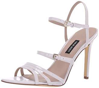 Nine West Womens Gilficco Strappy Sandals M