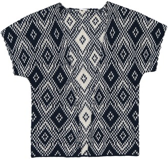 La Redoute Collections Short-Sleeved Cardigan, 3-12 Years